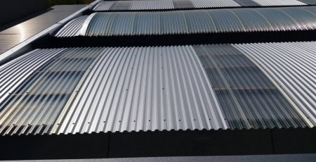 coperture capannoni in lamiera