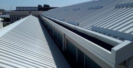 copertura capannone industriale lombardia