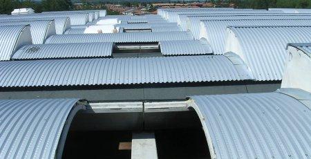 coperture capannoni milano provincia