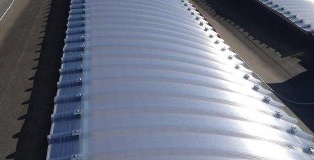 Lucernari cupole installazione milano provincia