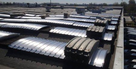 cupole lucernari tetti cl coperture